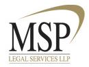 M S P Legal Services LLP
