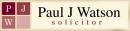 Paul J Watson Solicitor