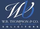 W.b. Thompson